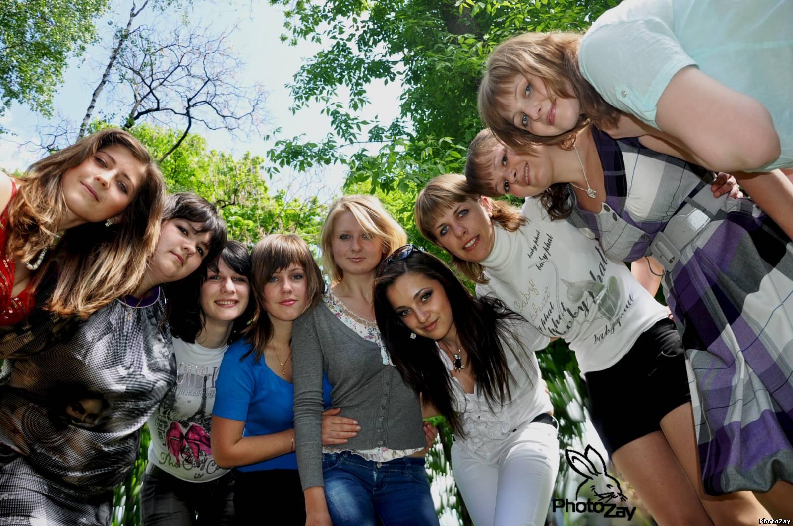 Постановочное групповое фото 16 фотография